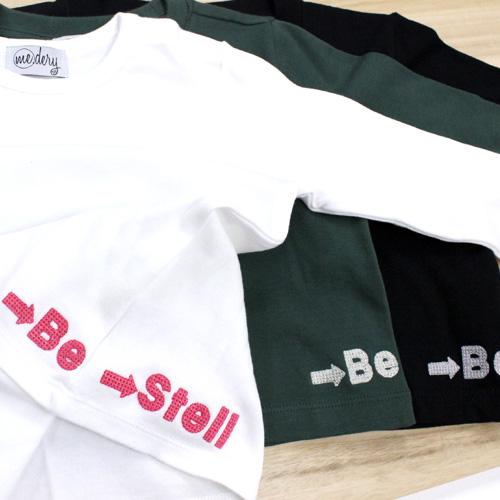 Tシャツ (ロゴ刺繍)
